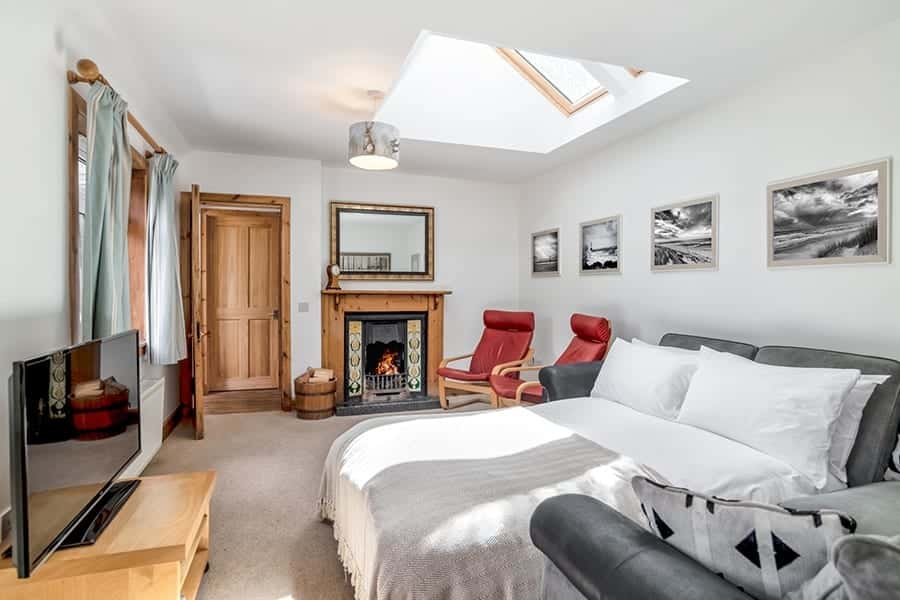 Room in self catering accommodation in the Highlands