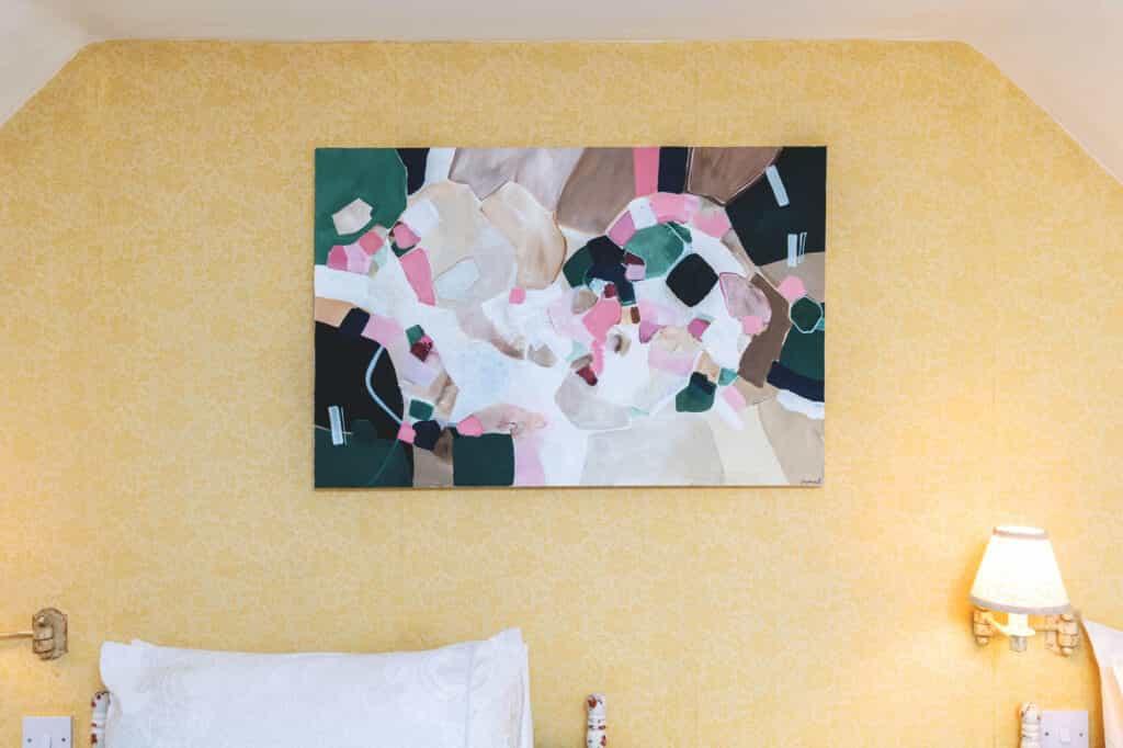 Appreciate the art in accommodation ballater