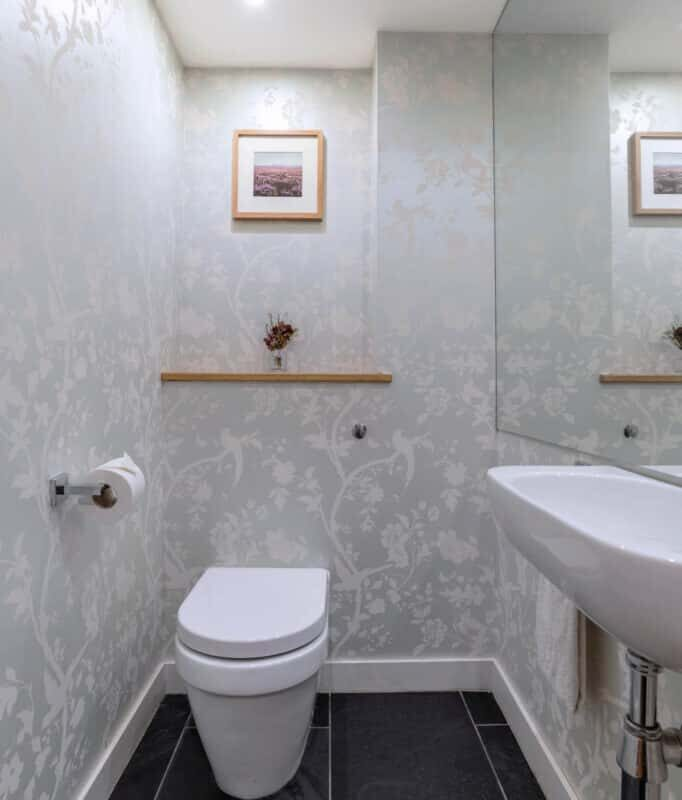 Toilet Riverside Cottage Ballater