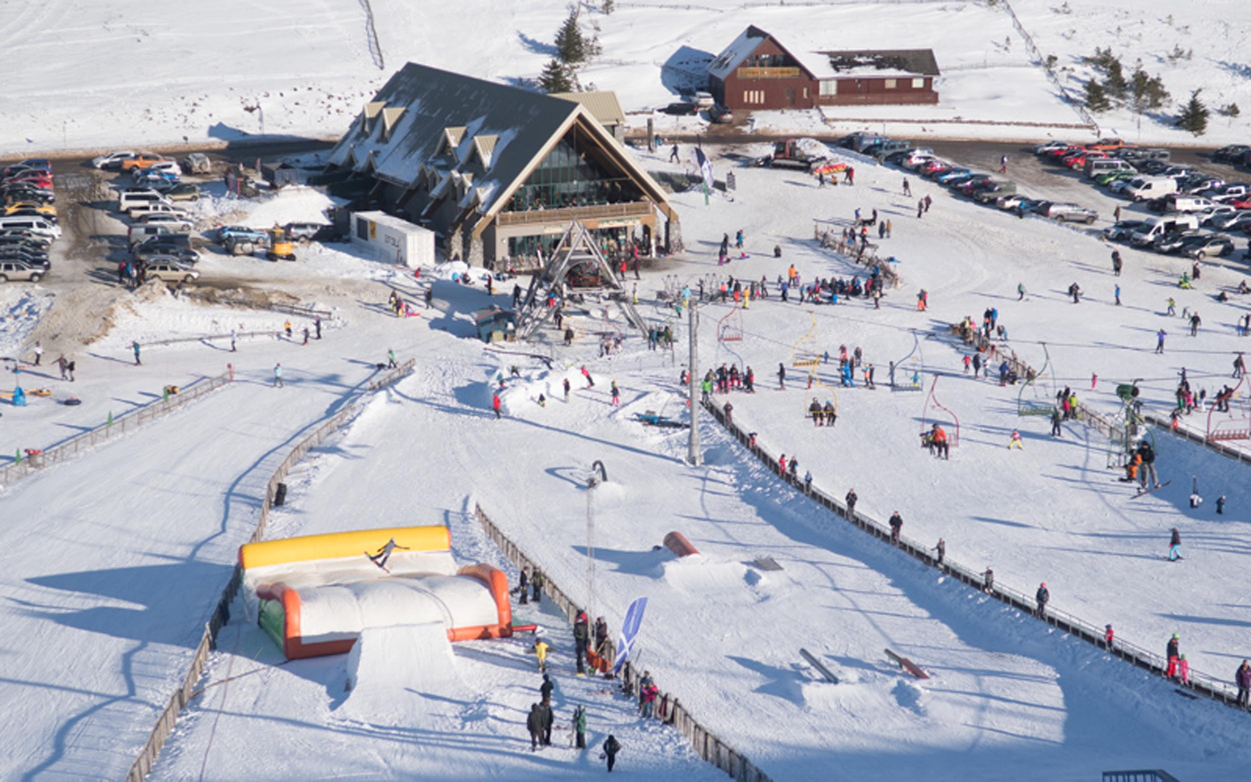 Skiing in the Cairngorms: Top Ski Resorts