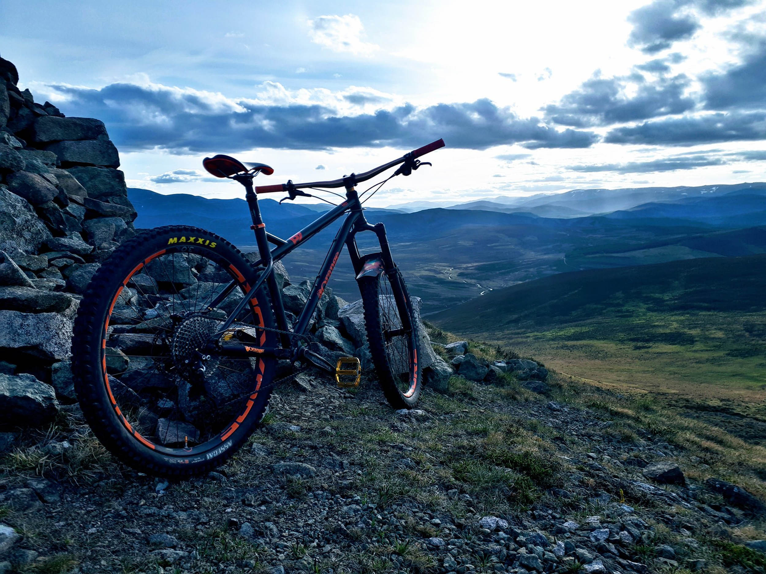 Plan Your Cycling Route in Scotland