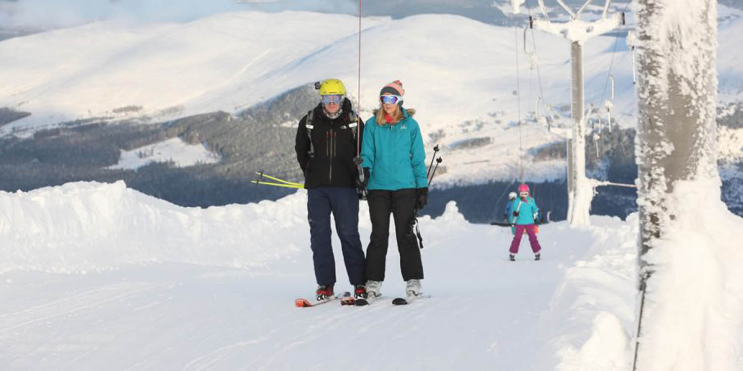 Best Places to Ski in Scotland