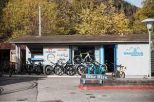 Rent a bike while staying in Ballater